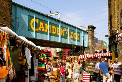 Top 10 Things To Do In London: Camden
