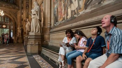 Top 10 Things To Do In London: Houses of Parliament