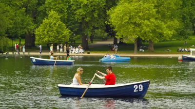 Top 10 Things To Do In London: Hyde Park