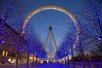 Top 10 Things To Do In London: London Eye